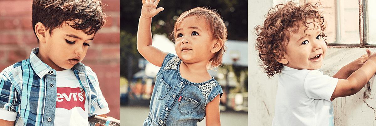 ESTILO PARA LOS MáS PEQUEÑOS- kids levis ropa niños niñas niño niña infantes