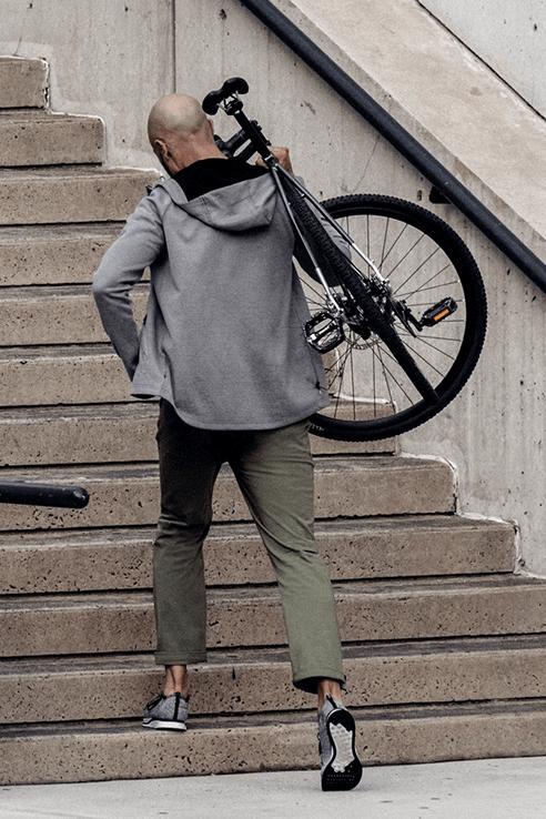 levis commuter bikes bicicletas bikers  cordua tejido