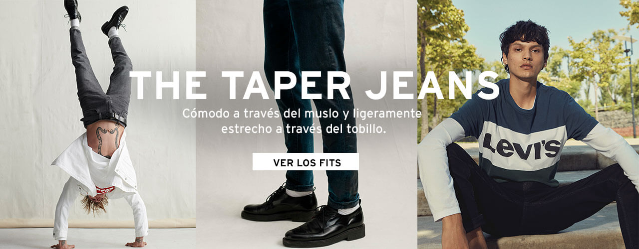 taper jeans levis 502 511